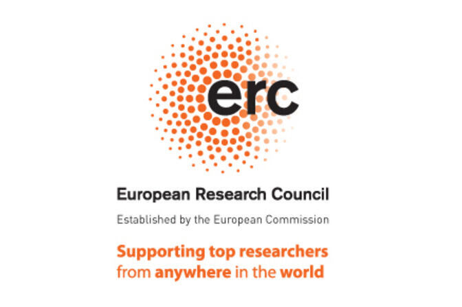 Logo European Research Council, ERC