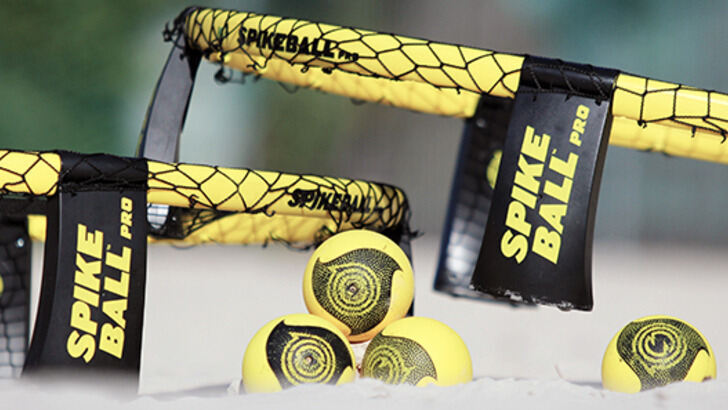 Spike Ball Net